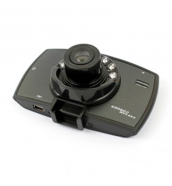 "24E - 2.4"" 60-70 Degree Wide Angle Hd Car Dvr Camera Video Recorder Dash Camera Motion Detection Night Vision"