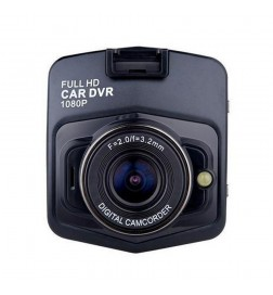 OEM - Mini Car Camera Dvr Parking Recorder Video Camcorder Full Hd 1080p 170 Degree Gt300 Black