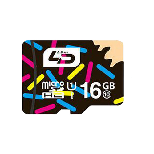 Ld Micro Sd Card 16gb Class 10 Memory Card Microsd Mini Sd Card Class 6 For  Android Smartphone Tablet
